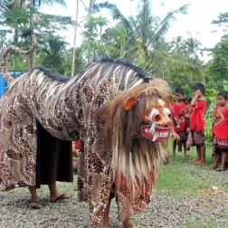 Barong boys, Bali