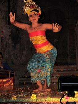 Lagong dancer