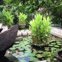 D'Omah hotel garden