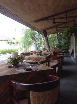 Breakfast view, D'Omah Hotel
