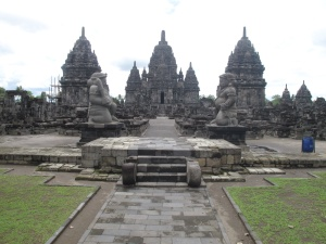 Sewi Temple, my favourite of the three.