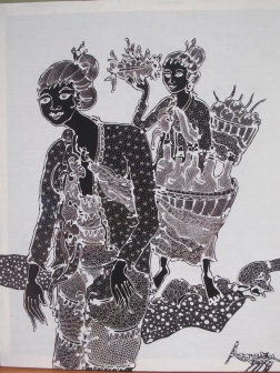 Batik by Tatang.