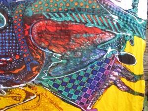 Detail of Batik.