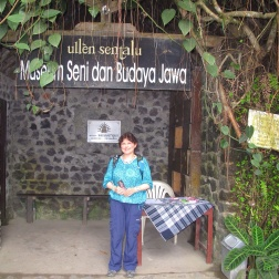 About to enter Ullen Sentalu