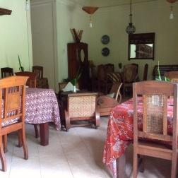 Rumah Mertua, my 2nd hotel.