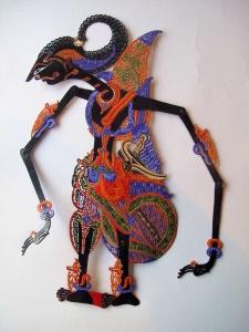 Shadow Puppet, goddess of creativity.