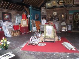 Blanco's Studio.