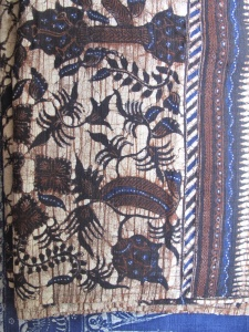 batik from Tuban.