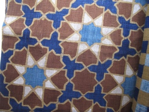 Batik Tulis and cap batik from Pegeng, Bali.