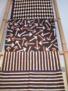 Modern batik design 2013, Pejeng , Bali.