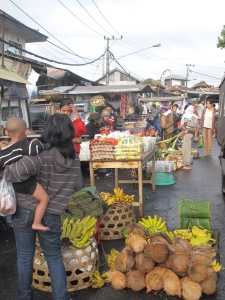 Kintamani Market