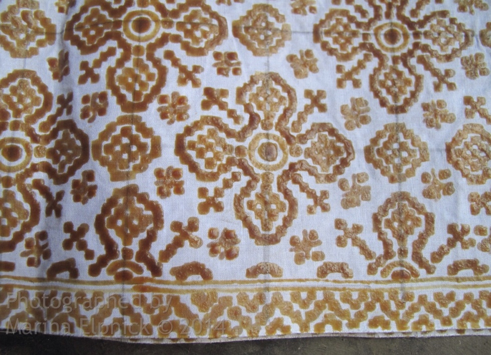 Nitik design on Batik Route blog by Marina Elphick.