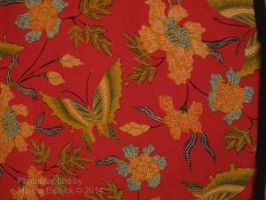 Late 19th century North Coast Javanese batik in the Danar Hadi museum
