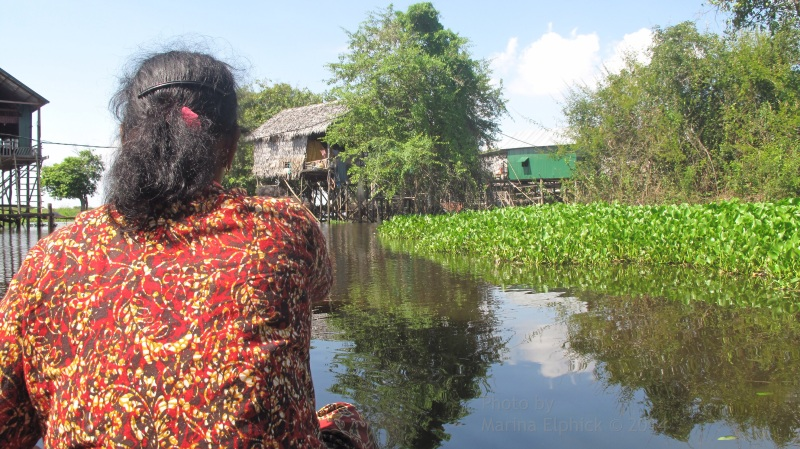Travel for inspiration, Marina Elphick on The Batik Route.