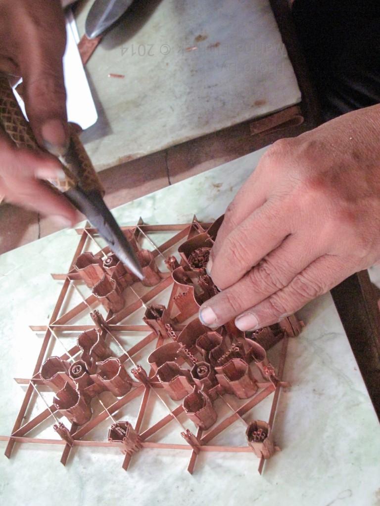Creative batik travels by Marina on the Batik Route.