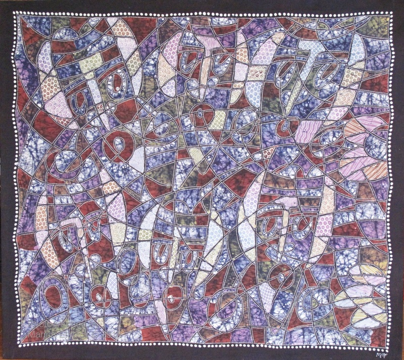 Batik by Maya Hanjani.