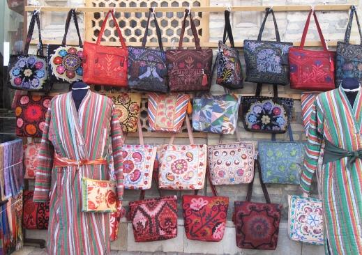 Bukhara market, Uzbekistan.