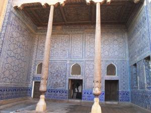 Kunya-Ark,'Old Fortress' Khiva, Uzbekistan.