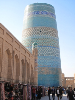 Muhammad Amin- Khan Minaret Minor, Uzbekistan.