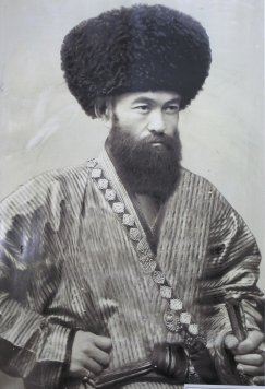 Photo of Seyid Islam- Khadja, Khiva.