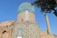 Gur-Emir Mausoleum, dome. Samarkand. Uzbekistan.