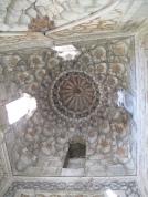 Stalactite dome in bazaar, Bukhara, Uzbekistan.