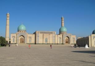 Hast Iman, Tashkent.