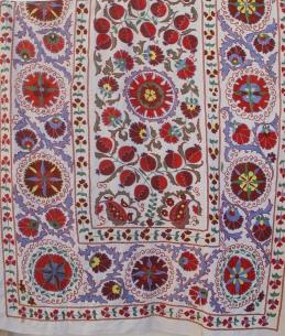 Uzbek Suzani Khiva, Uzbekistan.