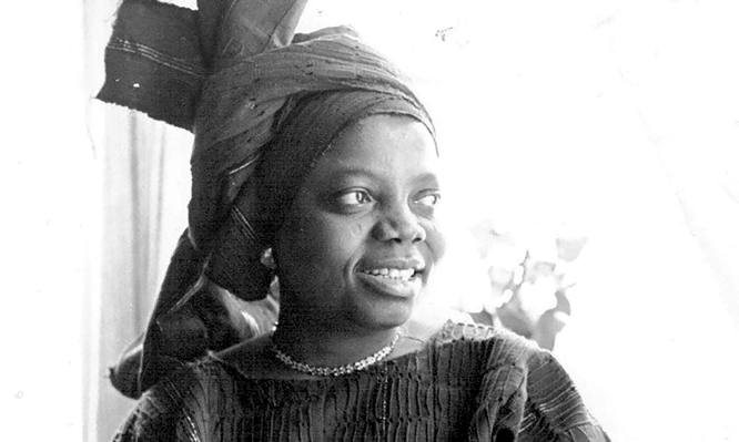 A photo of Buchi Emecheta. Florence Onyebuchi Emecheta was one of Africa's foremost writers, her work was read and loved worldwide. .