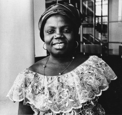 Florence Onyebuchi Emecheta, Photo courtesy of Bella Naija.